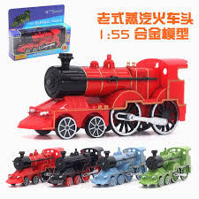 1:55 Children's <b>toy train</b>,<b>Simulation model</b> of alloy train,Small ...
