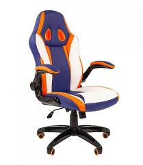 Компьютерное <b>кресло Chairman GAME 15</b> для геймеров в ...