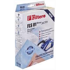 <b>Набор пылесборников Filtero FLS</b> 01 (S-bag) (4) ЭКСТРА Anti ...
