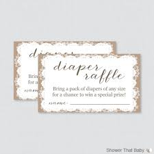 diaper raffle sign burlap and lace baby shower diaper raffle ticket cards and diaper raffle sign printable instant baby diaper raffle burlap 0063