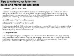 Cover Letter: The Best Of Marketing Assistant Cover Letter Entry ... You Do Not Have To Worry How To Make The Current Format Of Marketing Assistant Cover