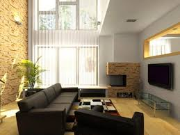 amazing living room furniture with modern styles furnished with black sectional sofa and wall flatscreen tv also completed with beautiful laminate wall amazing living room furniture