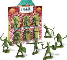 <b>Игровой набор</b> солдатиков Галы — купить в интернет-магазине ...