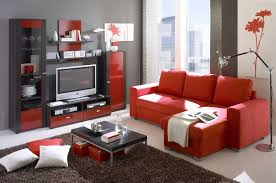 living room awesome living room furniture mini red sectional sofa with coffee table fancy and interesting awesome living room design