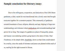 how to write an conclusion to an essay of a conclusion for an    how to write conclusion essay example