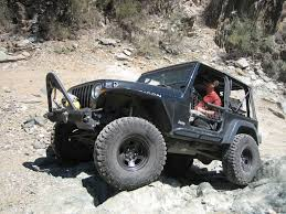 Jeep Rock Crawler For Sale 03 Jeep Wrangler Rubicon Tj Daily Driver Weekend