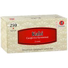 Отзывы о <b>Бумажные салфетки Maneki Kabi</b>