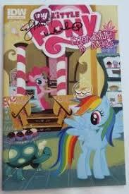 Comic-con 2014 Signed My Little Pony Friendship Is ... - Amazon.com