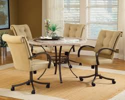 Traditional Dining Room Chairs Leather Dining Room Chairs With Casters Xjpg Traditional Wooden