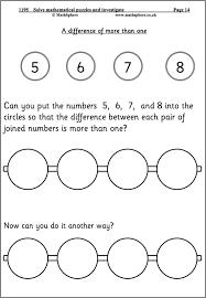 MathSphere Free Sample Maths WorksheetsSolve Problems Maths Worksheet