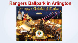 The Annual Arlington Christkindl Market - YouTube