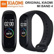 <b>Original Xiaomi Mi</b> Band 4 Black - G2A.COM