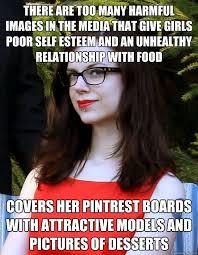 Hipster Feminist memes   quickmeme via Relatably.com