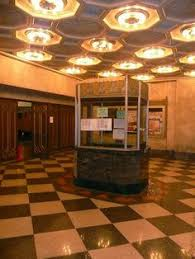 warner ticket booth art deco box office loew