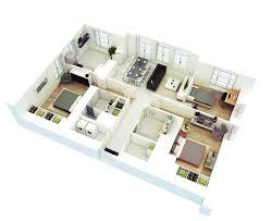 Home Design  More Bedroom D Floor Plans d Home Design Plans d    Amusing d House Design Plans   More Bedroom D Floor Plans d Home Design Plans d