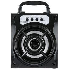 MS - 132BT Outdoor Wireless <b>Bluetooth</b> 3.0 <b>Soundbox</b> Speaker ...