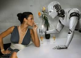 Resultado de imagen de El Humano y el Robot serán amigos