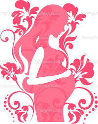 Картинки по запросу беременная женщина рисунки