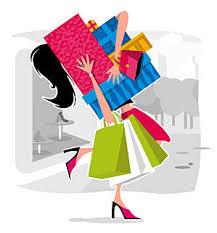 Résultats de recherche d'images pour «shopping dessin»
