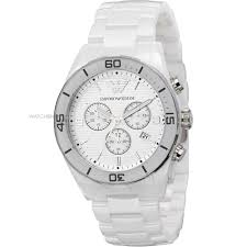 men s emporio armani ceramic chronograph watch ar1424 watch mens emporio armani ceramic chronograph watch ar1424