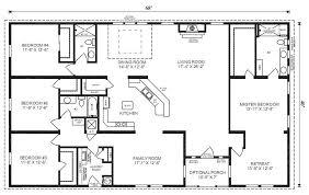 floor plans: the oak hill modular home floor plan jacobsen homes