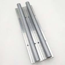 Online Shop <b>2pcs</b> SBR20 20mm <b>linear rail</b> any length support round ...