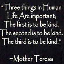 Mother Teresa Quotes on Pinterest | Mother Teresa, Mother Theresa ...