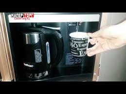 Кулер для воды с нагревом в чайнике <b>HotFrost 350ANET</b> и с ...