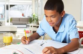 Teaching children to do homework independently