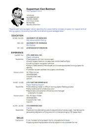 A Written Resume How To Write Best Resume Samples How To Write Resume  Template Free How