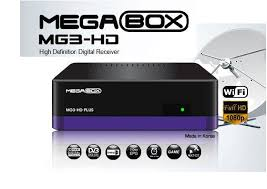 TUTORIAL Recovery  MEGABOX MG3-HD Satélite.