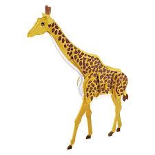 3D Пазл <b>Robotime</b> Пазлы деревянные с красками Giraffe HC212 ...