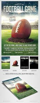 best images about poster flyer dj party football game flyer template