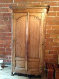 french country pine armoire antique english pine armoire