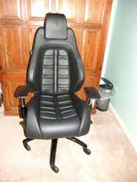 racechairs takes the seats from actual ferraris lamborghinis maseratis and other exotic cars car seat office chairs