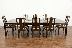 drexel heritage mahogany dining room