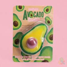 Avocado Stress <b>Ball</b> - игрушка антистресс