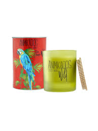 <b>Свеча ароматическая Parrot</b> - цитрусовый Wild 40 ч <b>Ambientair</b> ...