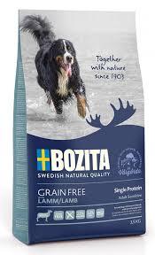 <b>Bozita GRAIN</b> FREE Lamb <b>сухой</b> беззерновой <b>корм</b> с мясом ...