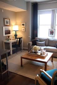 living room desks furniture: henry sofa parsons desk from west elm via apartment therapy middot desk in living room