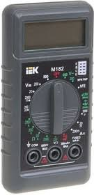 <b>Мультиметр</b> цифровой <b>Compact M182 ИЭК</b> TMD-1S-<b>182</b> | купить ...