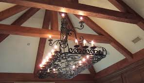 <b>Wrought Iron Chandelier</b> - <b>antiques</b>, design, materials, cost ...