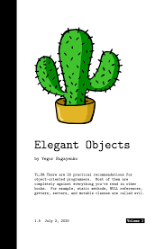 <b>Elegant</b> Objects