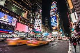 <b>New York</b> really is the city that <b>never sleeps</b>