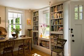 built in desk and bookcase living room traditional with deep window deep window built bookcase desk ideas