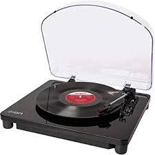 Ion Audio Classic <b>LP Vinyl Record Player</b> and USB Conversion ...