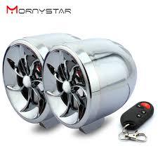 <b>Motorcycle MP3</b> Player <b>Music</b> Audio MT483 Moto Speaker Anti theft ...