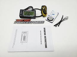 RacingPowerSports <b>Backlight LCD Inductive</b> Multifunction Hour ...