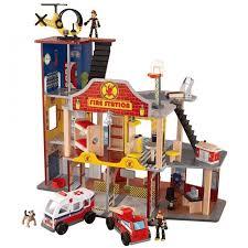 Набор <b>Пожарно</b>-<b>Спасательная станция</b> Делюкс <b>KidKraft</b> — купить ...