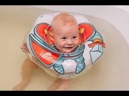 <b>Круг на шею</b> для купания малышей Flipper. Купание в <b>надувных</b> ...